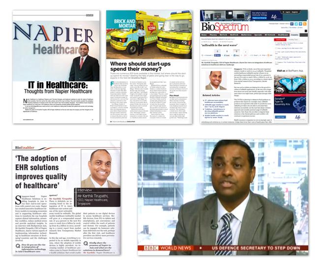 Napier Healthcare coverage