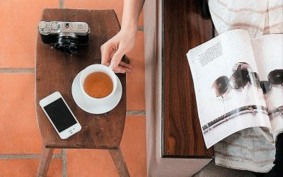 coffee-and-magazine